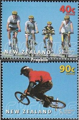 New Zealand 1933-1934 (complete.issue.) fine used / cancelled 2001 Health