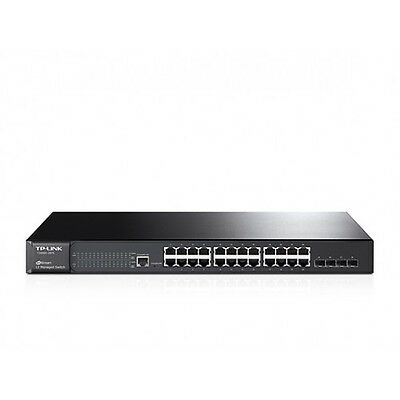 NEW! Tp-Link T2600G-28TS T2600G-28TS network switch