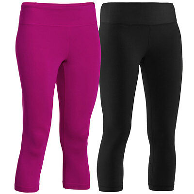 31% OFF RRP Under Armour Womens UA Perfect Tight Capri Studio Yoga Gym Legging