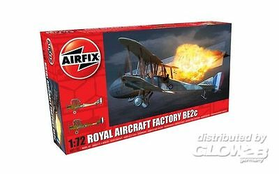 Airfix Royal Aircraft Facility BE2C in 1:72 1502101 Glow2B A02101  X