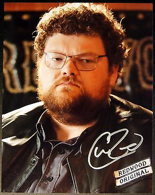 Autogramm 20x25cm CHRISTOPHER DOUGLAS REED (Sons of Anarchy) *handsigniert* COA