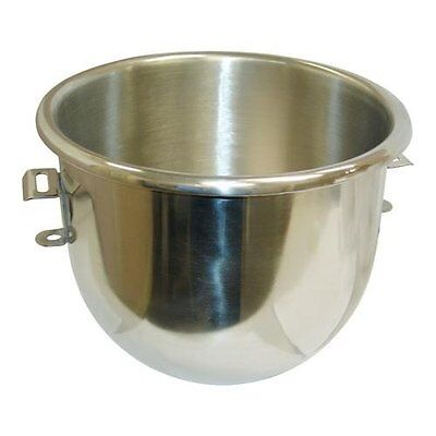New 20 Qt Stainless Steel Mixing Bowl Fits Hobart Mixer