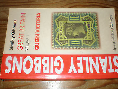 CATALOGUE GB QV VICTORIA STANLEY GIBBONS SPECIALISED 2006 ed. VGC