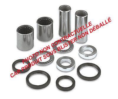 Kit Roulement Bras Oscillant Honda Xr 650 R 2000 - 2007 Swing Arm Bearing Seal