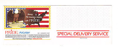 P.r.i.d.e. Airletter - Special Delivery Service  (United States)