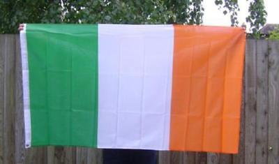 NEW 5 x 3 FOOT IRELAND IRISH EIRE ST PATRICKS DAY FLAG
