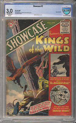 Showcase # 2  Kings of the Wild !  CBCS 3.0 scarce book !