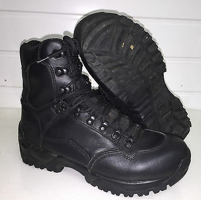 MAGNUM SIDEWINDER COLD WET WEATHER BLACK BOOTS - 8 , Experimental British Army