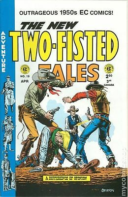 Two Fisted Tales (1992 Gemstone/Russ Cochran) #19 VF