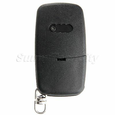 Flip Key Shell Fit For Audi A2 A3 A4 A6 A8 TT 3 Button Remote Shell Case Fob
