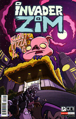 INVADER ZIM (2015) #14 New Bagged