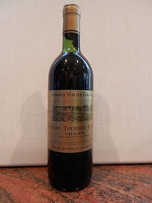 Chateau Tourteau Chollet, Grand Vin De Graves 1979 !!!!