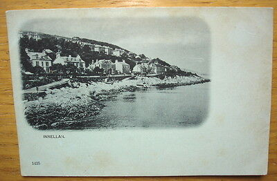 Innellan, near Dunoon. Undivided back postcard 1900s