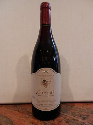 Chenas, Grand Vin Du Beaujolais, 1999 !!!!