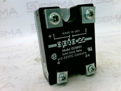 OPTO 22 DC60S5 Solid State Relay 3-32VDC