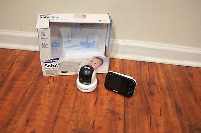 Samsung SEW-3037 SafeVIEW Video Baby Monitoring System Night Vision Free Shippin