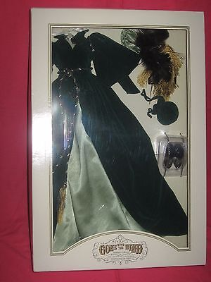 3- Gone With The Wind Scarlott O'hara Doll Worbrobe The Franklin Mint! Nrfb