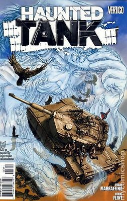 Haunted Tank (2008 DC/Vertigo) #3 VF
