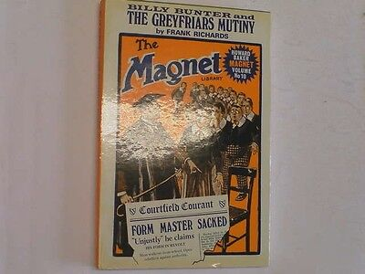 THE MAGNET NO 10 BILLY BUNTER AND THE GREYFRIARS MUTINY, FRANK RICHARDS, Very Go