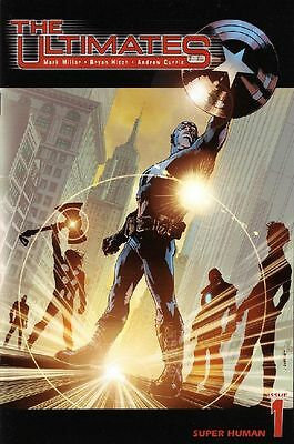 The Ultimates #1 VF 2002 Marvel Comic Book