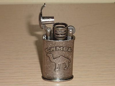Camel Lift Arm Lighter ~ Pewter Color ~ Never Used