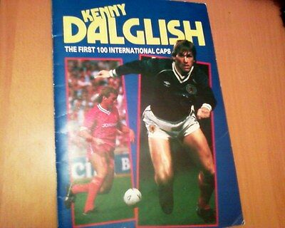 Kenny Dalglish 100 Caps Fergie Select v Docherty Select