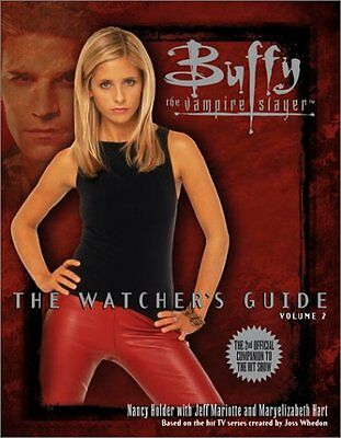 0671042602 Very Good Buffy: The Watcher's Guide Volume Two (Buffy the Vampire Sl