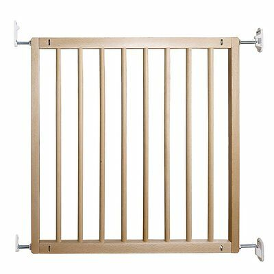Baby Stair Gate Safety Metal Toddler Pet Fence Dog Extra Walk Wide Child