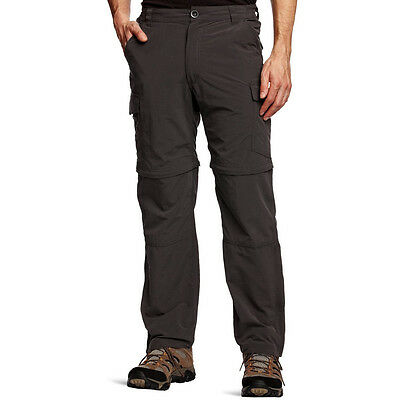 62% OFF RRP Craghoppers Mens NosiLife Convertible Trousers Insect Repellent Pant