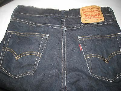 Jean LEVI STRAUSS & Co. 511  W 29 L 32. TBE. Lewis. Mixte.