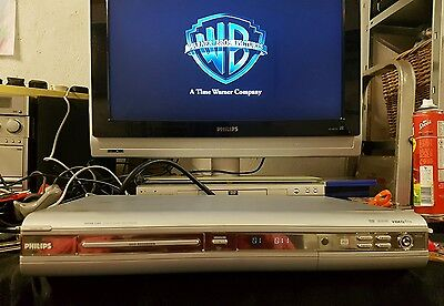 Phillips DVDR3305. DVD Player / Recorder