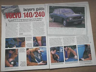 Volvo 140/240 - Buyers Guide