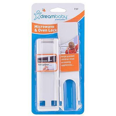 Dream Baby Microwave and Oven Lock for Toddler/Child Safety
