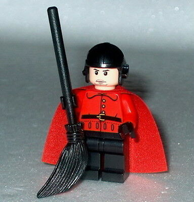 HARRY POTTER #27C Lego Viktor Krum Quidditch custom NEW Genuine Lego parts