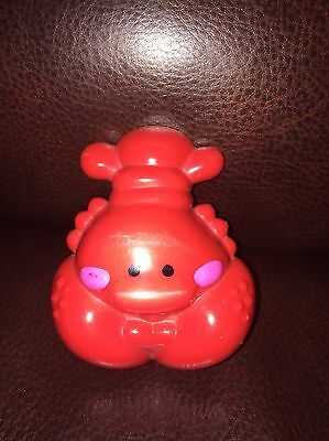 Fisher-Price Amazing Animals Lobster Replacement Toy GUC