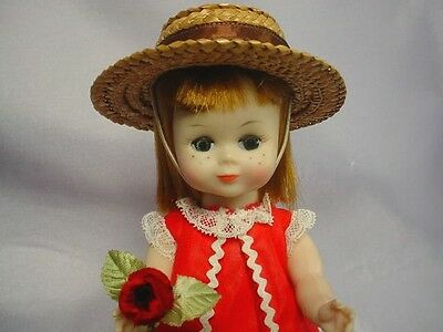 Madame Alexander Maggie Mix-up 1961 Doll DARLING