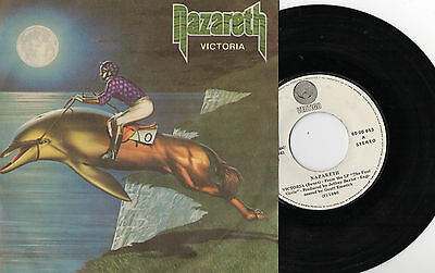 "NAZARETH - Victoria / We Are The People, 7"" SG  SPAIN 1980"