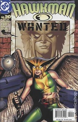 Hawkman (2002 4th Series) #30 NM