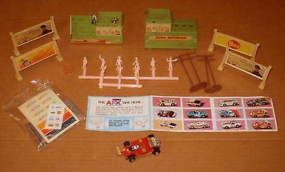 Aurora Afx Vintage F1 G+ With Accessories For Track Ho