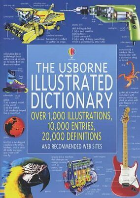 Good - The Usborne Illustrated Dictionary (Usborne Illustrated Dictionaries) - B