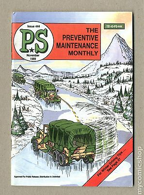 PS The Preventive Maintenance Monthly (1951) #444 VF 8.0