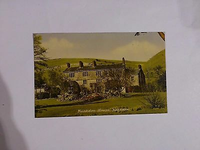 Early Postcard Yorkshire Buckden House