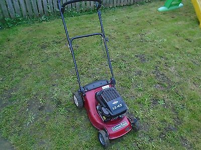Spares Or Repairs Briggs And Stratton Mountfield Lawnmower