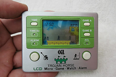 Vintage Lcd Trojan Horse Game And Watch By Gakken?