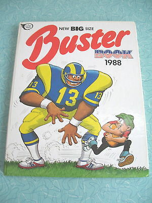 Buster Book  1988