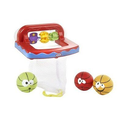 Little Tikes BathketBall Basketball Bath Time Toy shooting hoops ball game