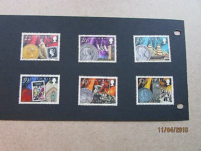 """Isle Of Man Mint Stamps """"victorian Days"""""""