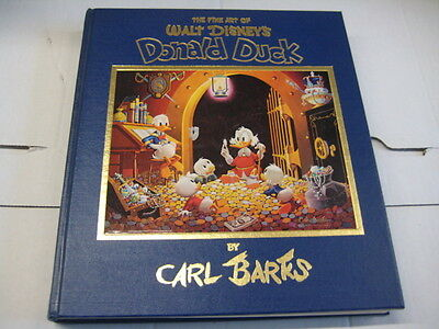 The Fine Art of Donald Duck by Carl Barks - Limitiert No 175 - Publisher Proof