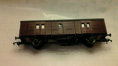 Oo Scale Kit Built Parkside Southern By Utility Van In Br Southern Maroon Livery