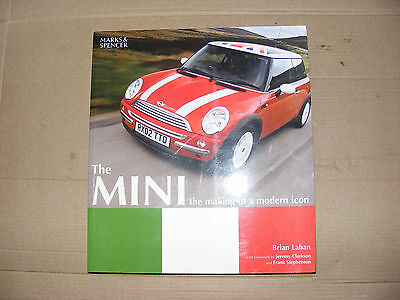 The Mini The Making Of A Modern Icon Paperback Book Dated 2003 Good Condition